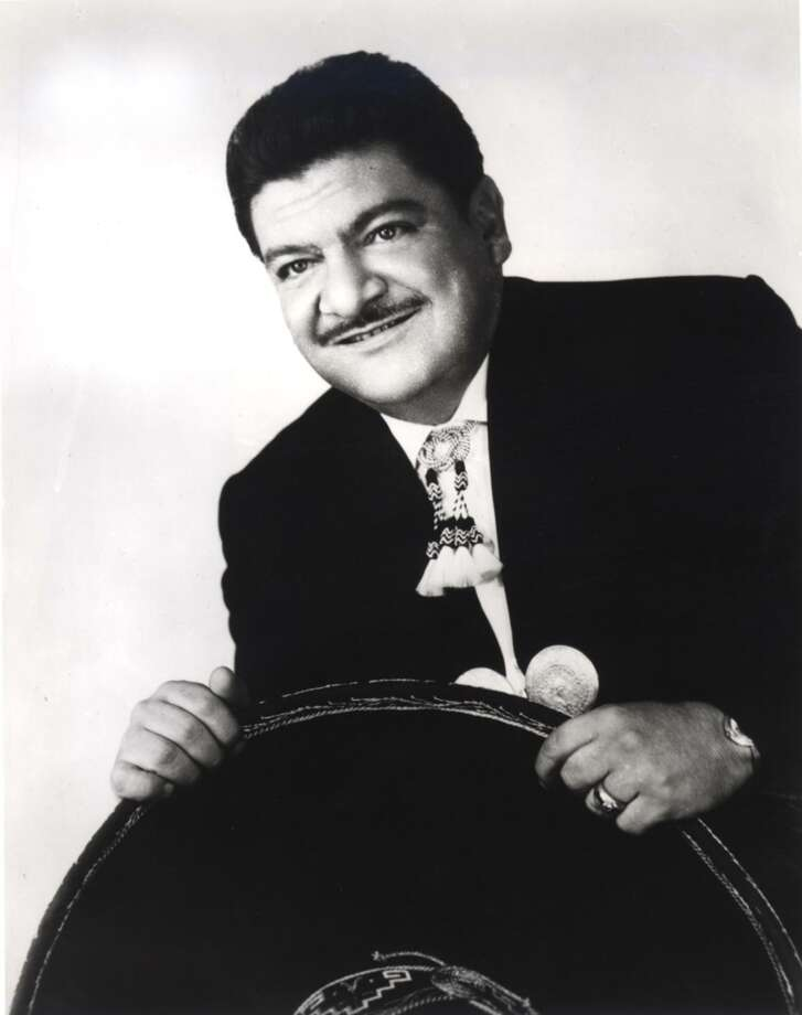 Mexican composer Jose Alfredo Jimenez Photo: Foto De Cortesía