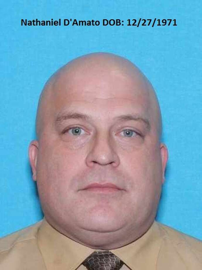 Nathaniel D'Amato, 46, is accused of bigamy. He appeared in court on Tuesday, June 5, 2018. Photo: Harris County Constables Office Precinct 4
