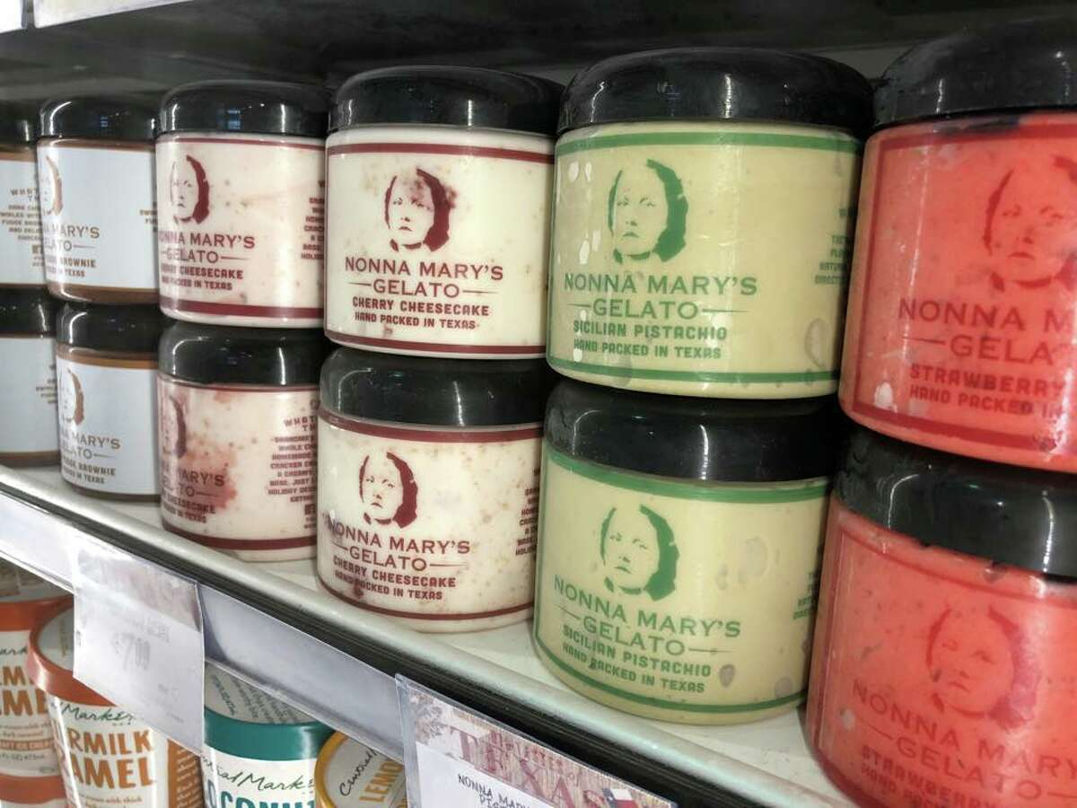 Nonna Mary's Gelato has launched in Houston and available at all Central Market locations in Texas; it retails for $7.99 per pint.