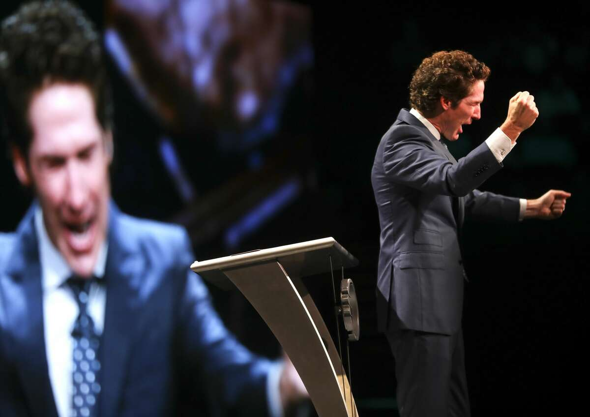 PHOTOS: Lakewood Church pastor Joel Osteen, by the numbers The University of Toronto recently released a report saying preaching the