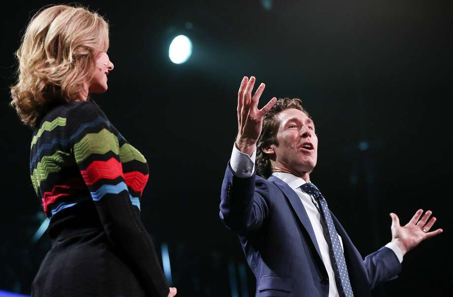 PHOTOS: Lakewood Church pastor Joel Osteen, by the numbers 