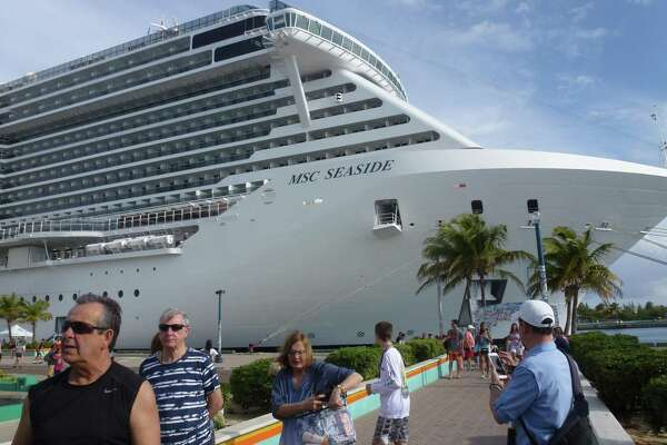 Living it up on MSC Seaside's ship within a ship