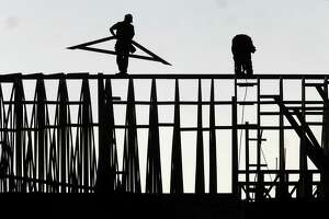 Sales tax collections from construction and the oil- and gas-related industries take much of the credit for Texas' boost over last May's sales tax revenues, according to Comptroller Glenn Hegar. (AP Photo/Rich Pedroncelli)