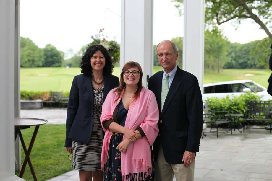 Were you Seen at the 15-LOVE 'Fore Love & Money' golf and fundraising event held at Schuyler Meadows Club in Loudonville on Monday, June 4, 2018? Photo: Mia Ertas
