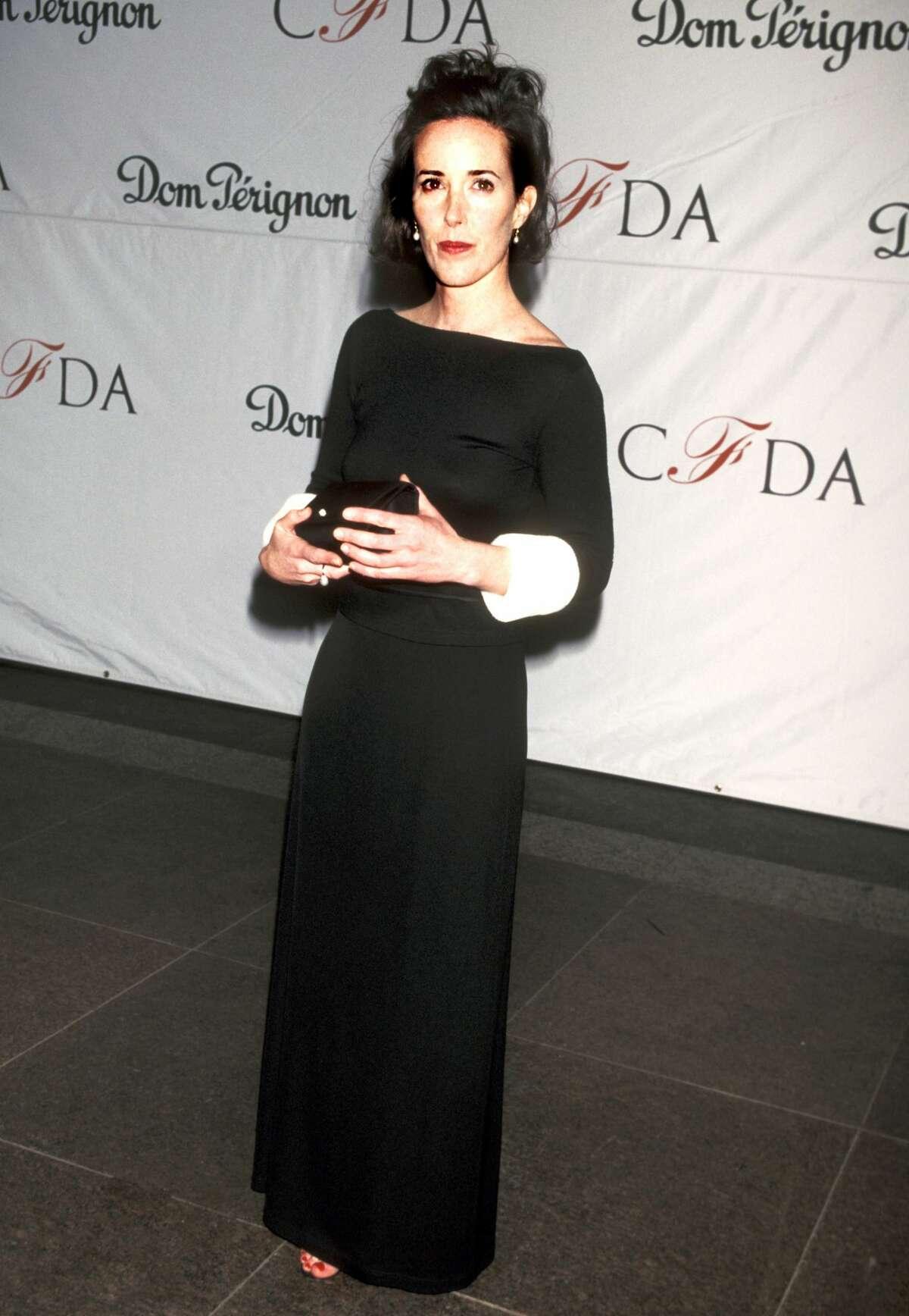 1998: 17th Annual CFDA Awards Kate Spade during 17th Annual CFDA Awards at JP Morgan Atrium in New York City, New York, United States.