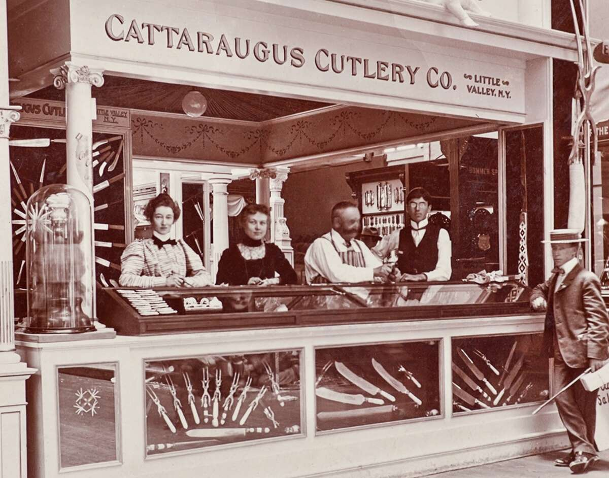 The Museum of American Cutlery in Cattaraugus, Cattaraugus County. Website