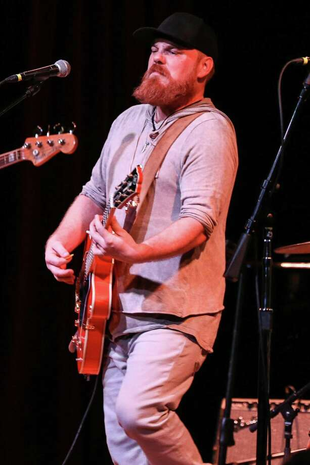 Swamp-blues rocker Marc Broussard is bringing his bayou-soul sound to the Fairfield Theatre Company June 19. Photo: Terry Wyatt / Getty Images / 2017 Getty Images