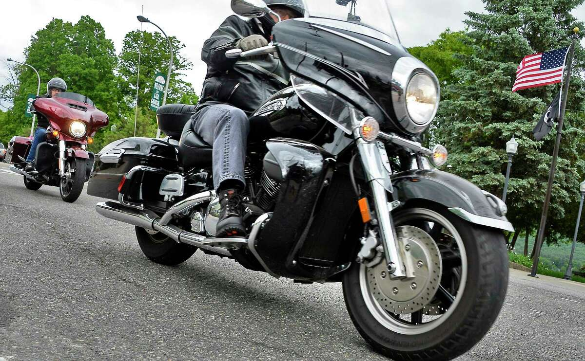 Motorcycles rule in Lake George through Saturday for the annual Americade. Details.