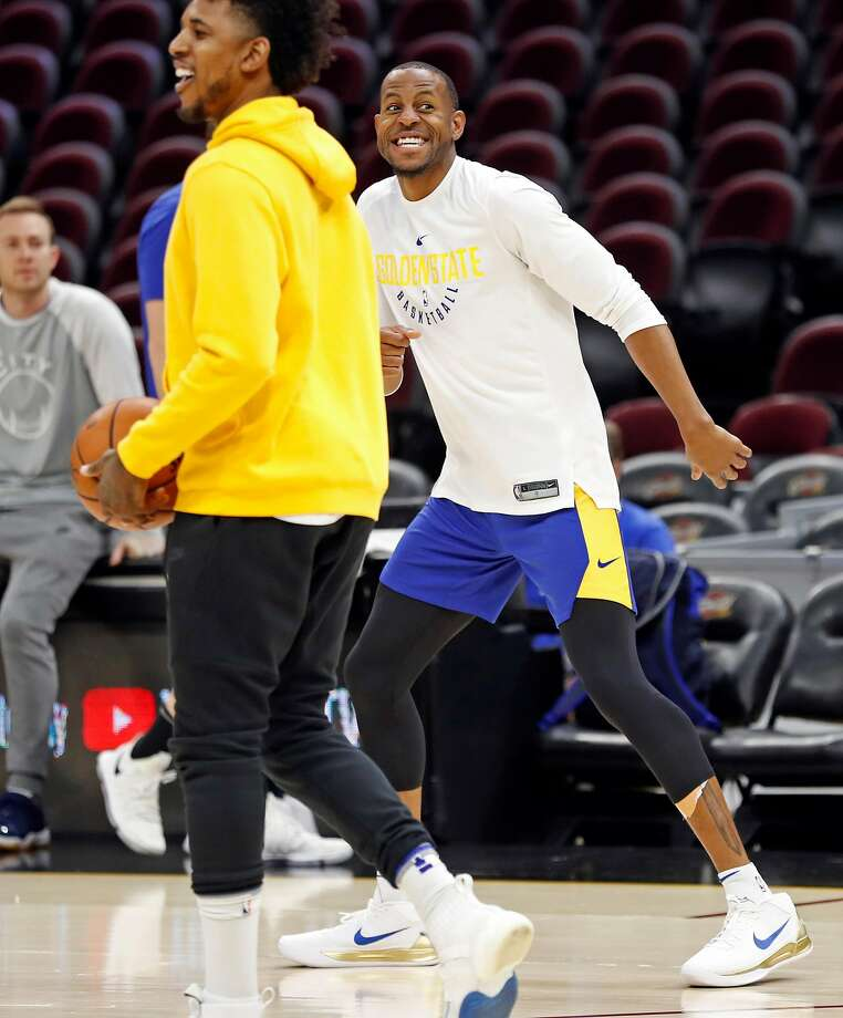 Warriors' Andre Iguodala Upgraded To Questionable For Game