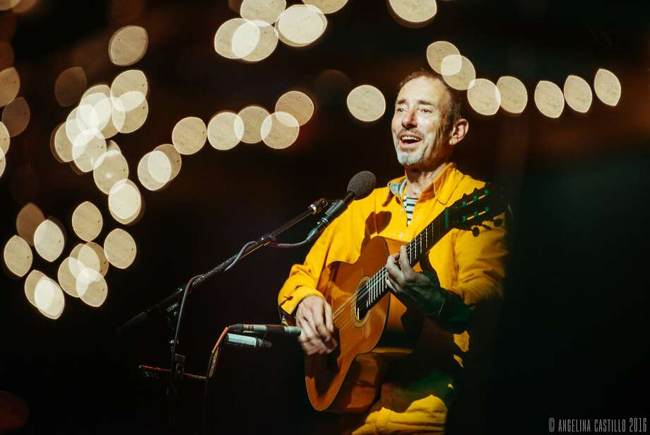 Jonathan Richman and his drummer and percussionist sidekick, Tommy Larkins, return to the area Thursday, March 1, 2018 for an evening of eclectic fun at Fairfield Theatre Company's StageOne. Showtime is 7:45 p.m. Tickets are $25, available in advance at https://fairfieldtheatre.org, or by phone at 203-259-1036. FTC is located at 70 Sanford St. in Fairfield. Photo: Contributed Photo /Angelina_Castillo