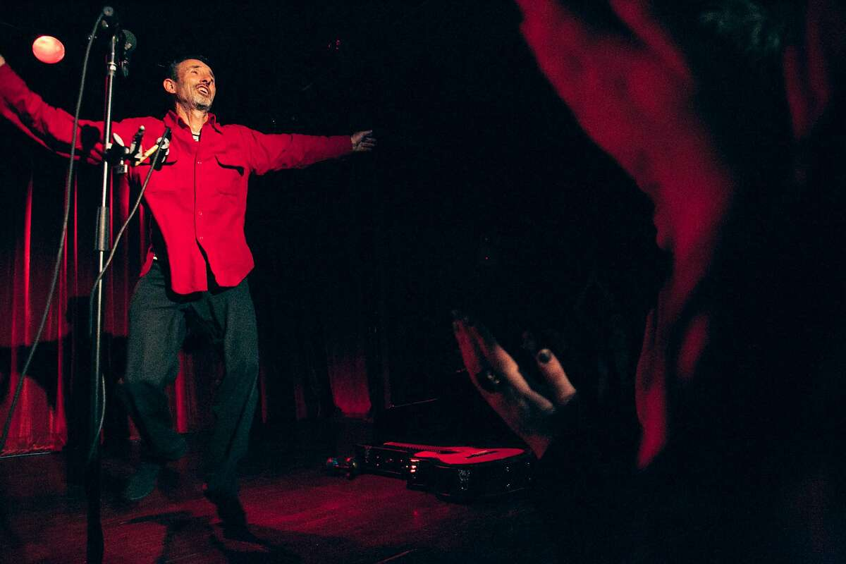 Jonathan Richman and his drummer and percussionist sidekick, Tommy Larkins, return to the area Thursday, March 1, 2018 for an evening of eclectic fun at Fairfield Theatre Company's StageOne.�Showtime is 7:45 p.m. Tickets are $25, available in advance at https://fairfieldtheatre.org, or by phone at 203-259-1036. FTC is located at 70 Sanford St. in Fairfield.