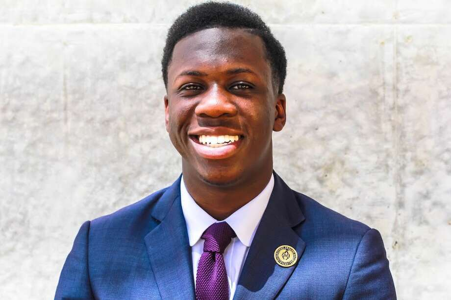 Ervin Bryant of Spring will serve as the Texas A&M University System's next student regent. (Courtesy of the Texas A&M University System)