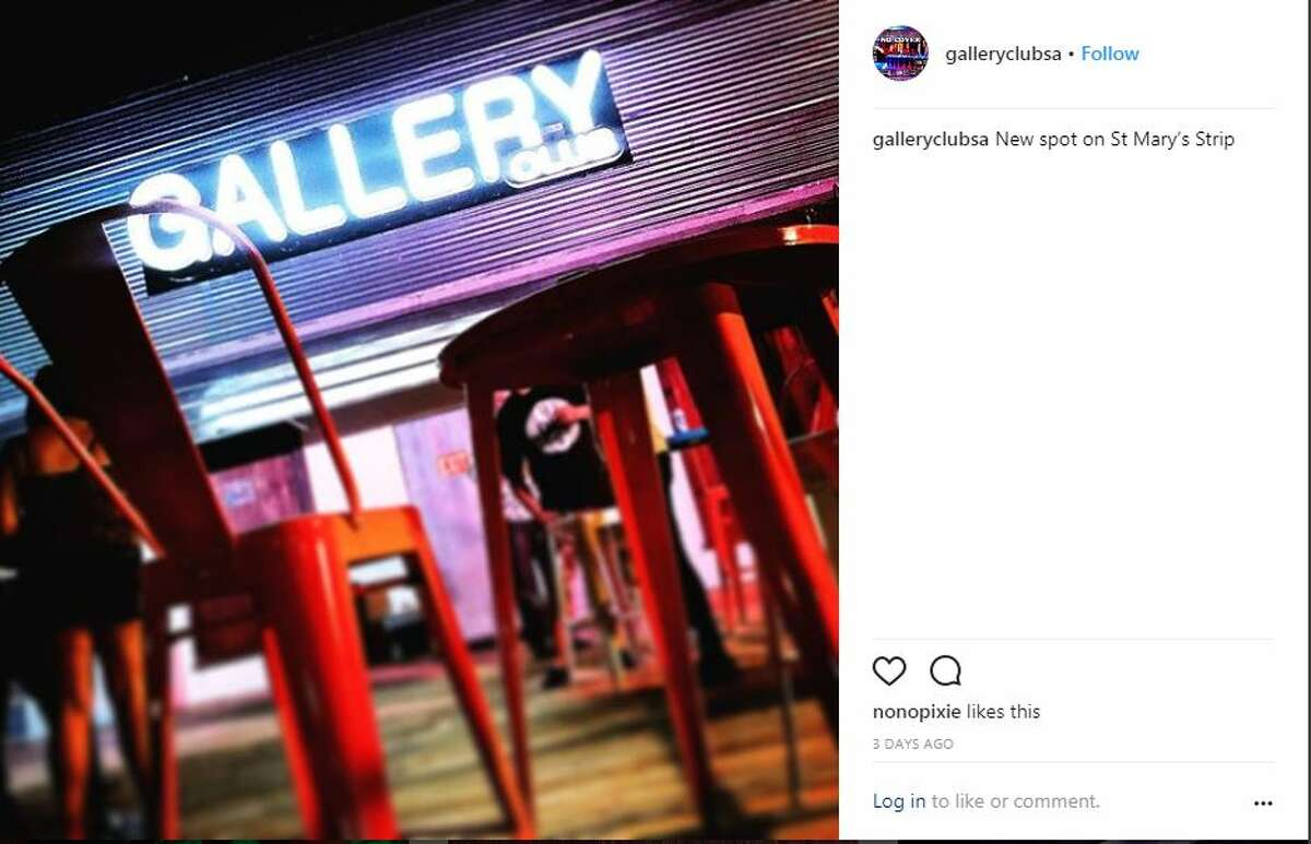 @galleryclubsa gave a preview of what's to come of the reinvented Hardbodies on St. Mary's Strip.