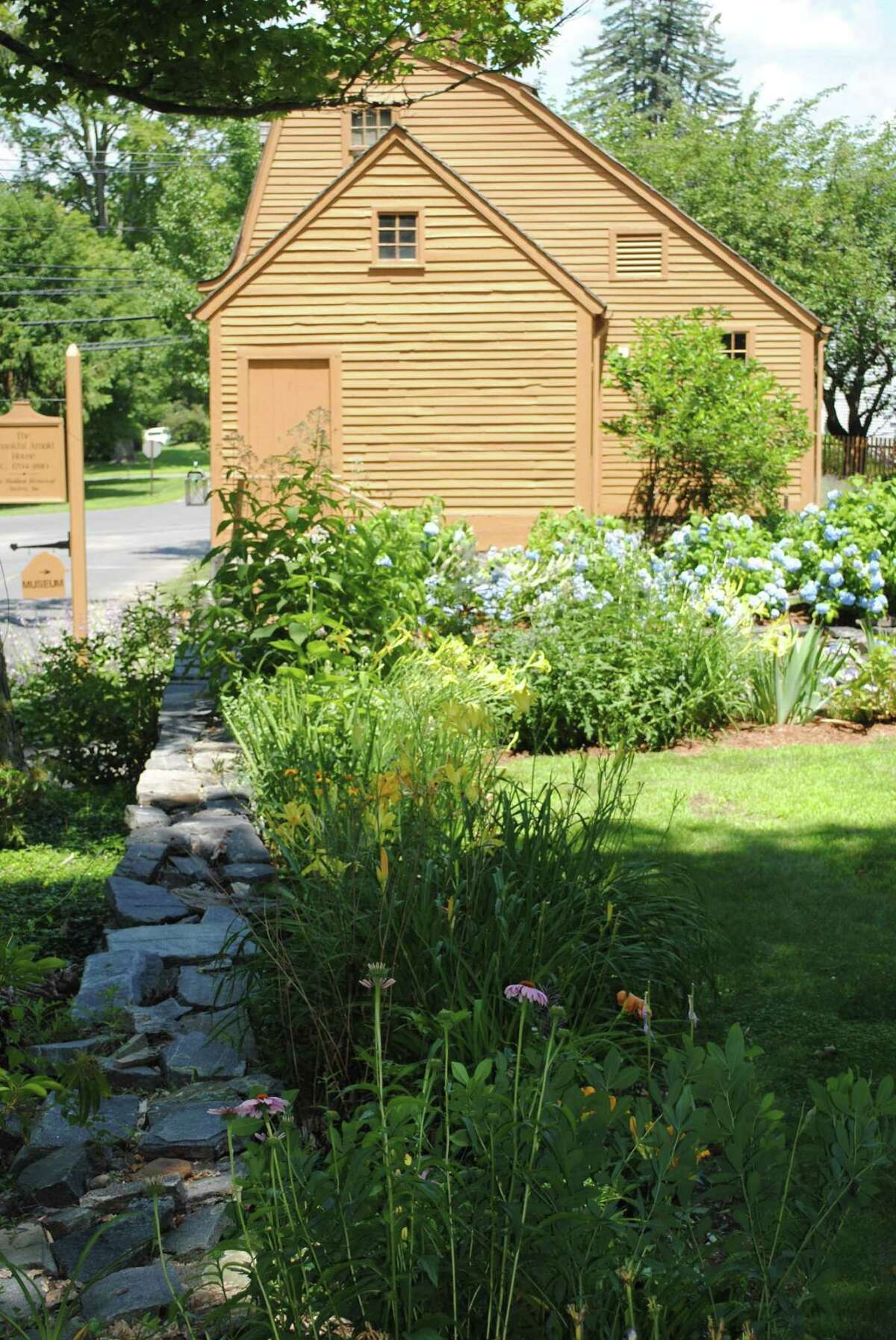 The Thankful Arnold House in Haddam is one of many properties taking part in Open House Day on Saturday, June 9.