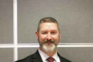 Dr. Ted Landry, former Kingwood High School Principal is now the principal of The Woodlands High School after he was approved for hiring by the Conroe Independent School District Board of Trustees on Tuesday, June 5.