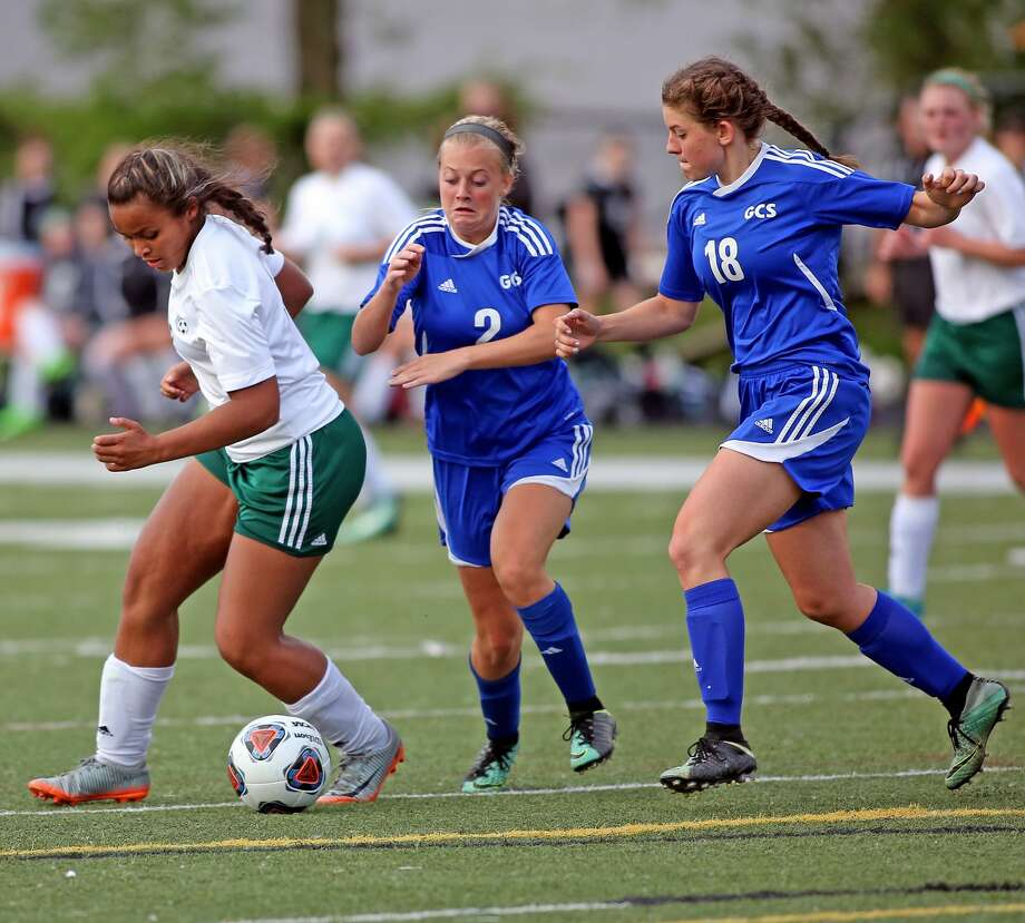 Genesee Christian 2, EPBP 1 Photo: Paul P. Adams/Huron Daily Tribune