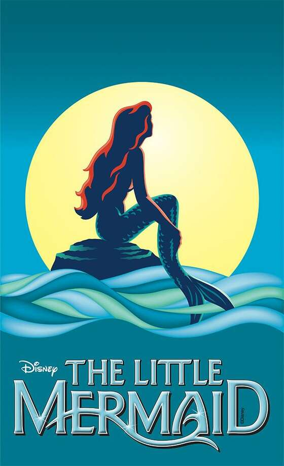 """The Warner Stage Company will present Disney's """"The Little Mermaid,"""" on the Main Stage July 28-Aug. 5. Photo: Contributed Photo"""