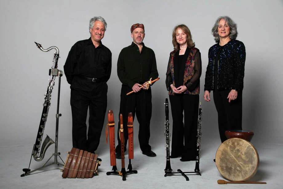 The Hevreh Ensemble is performing a concert to support their upcoming tour on Saturday in West Cornwall. Photo: Contributed Photo /