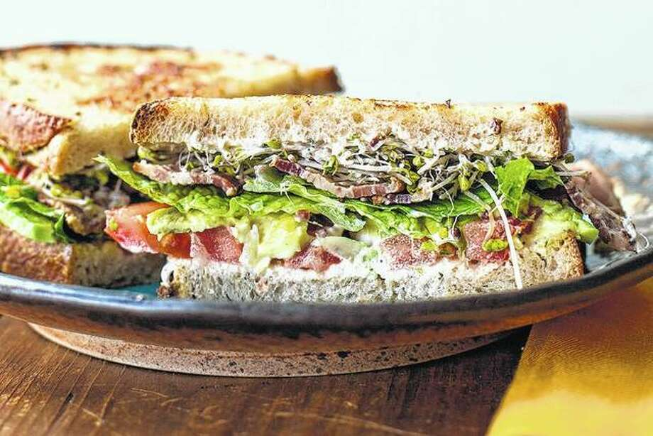 A California BLT combines all the best individual ingredients to make a better whole. Photo:       Sarah E. Crowder Via AP