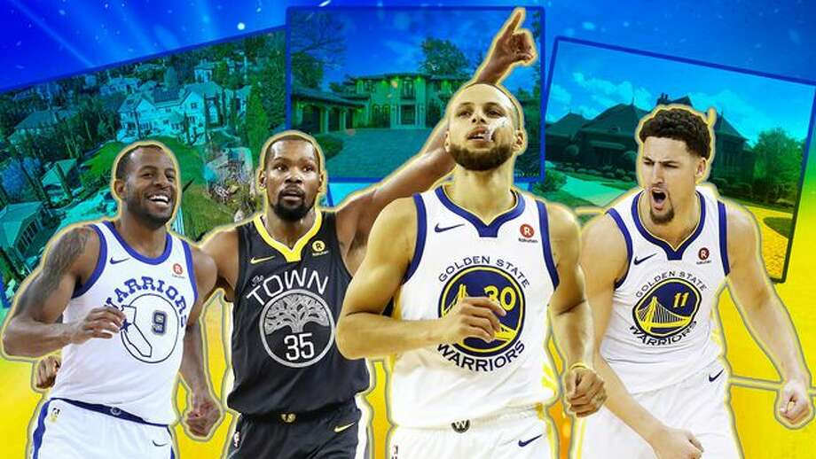 NBA Cribs: The Golden State Warriors and Their All-Star Real Estate