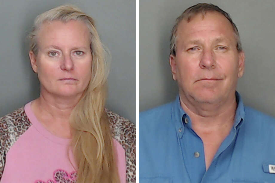Carla and Jim Russell are now each facing one charge of misapplication of fiduciary property or property of a financial institution, according to Deon Cockrell, a spokesman for the Texas Department of Public Safety. They were booked into the Gonzales County Jail on Monday on $50,000 bonds and bailed out the following day. Photo: Gonzales County Jail