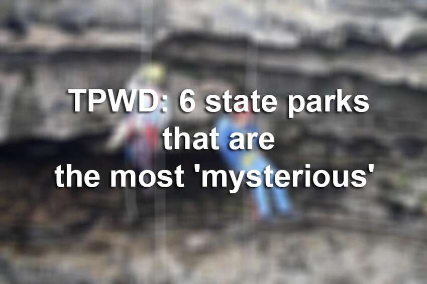 A Texas Parks and Wildlife Magazine feature details six of the state's most mysterious parks and some are near San Antonio. Click through the slideshow to see the mysterious parks.