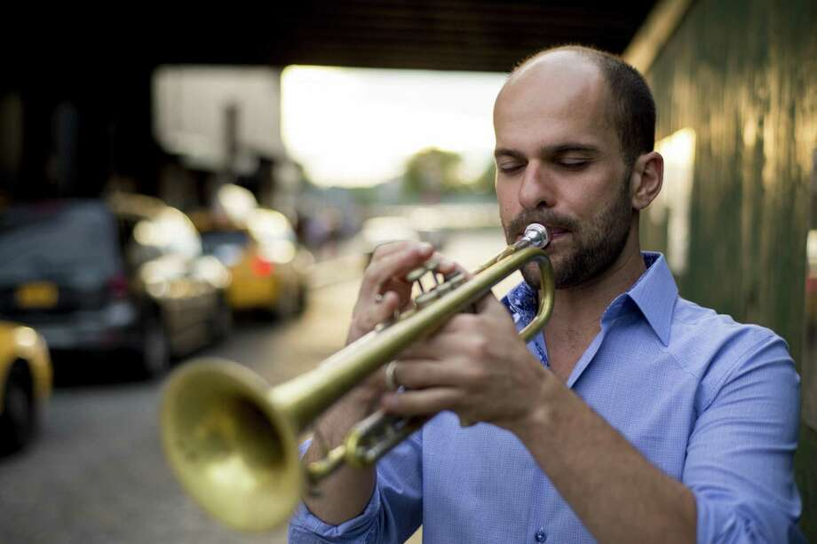 Amir ElSaffar will play with his Rivers of Sound Orchestra and members of the New Haven Symphony Orchestra. Photo: Arts & Ideas / Contributed Photo