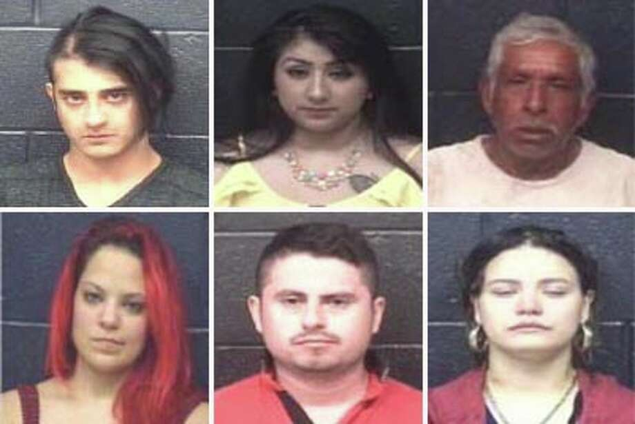 Keep scrolling to see the individuals arrested in Laredo in May on DWI charges.  Photo: Laredo Police Department