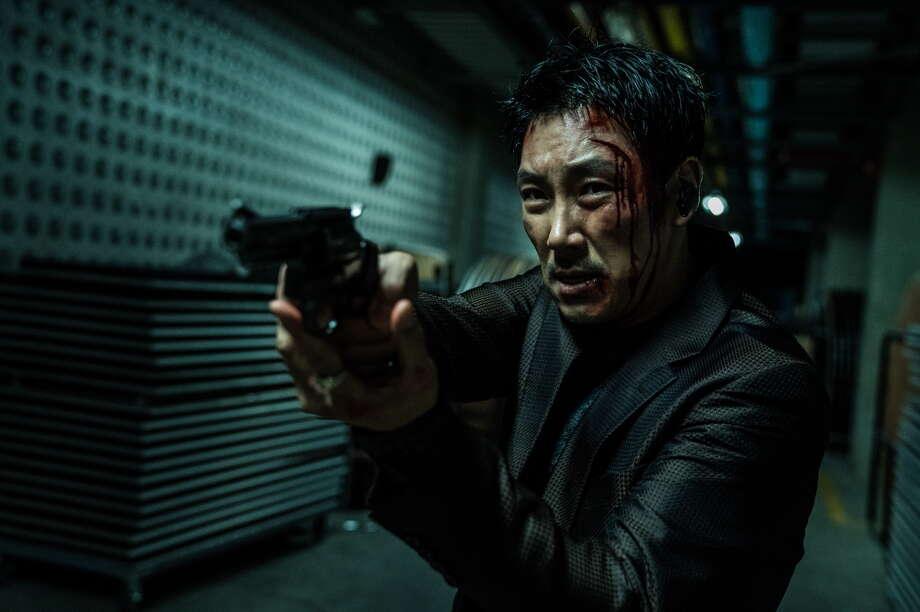 Cho Jin-Woong in 'Believer' (WellGo USA)