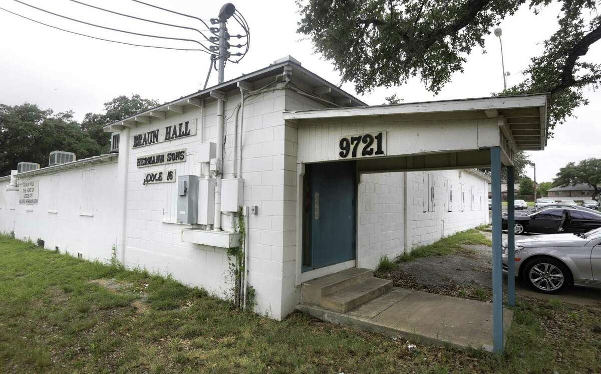 Braun Hall on Braun Road inside 1604 near Helotes, is a local favorite for dancing