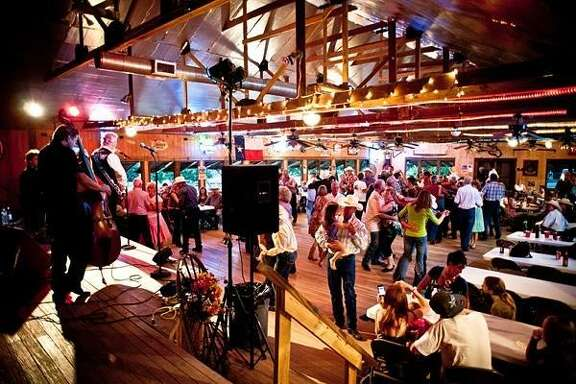 On any given dance night at Kendalia Halle, the 3,000 sq. ft. dance floor is filled with 100 to 300 dancers. Dances are held on the second Saturday of each month from 7:30 a.m. to 12 a.m. and on New Year s Eve.