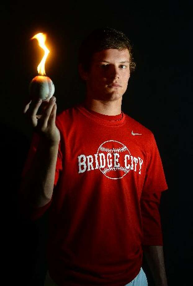 The 2014 Super Gold baseball player is Bridge City's Chase Shugart.