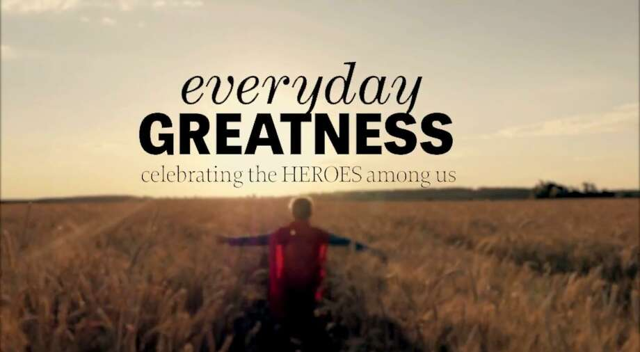 A screenshot of the promotional video for Everyday Greatness, a new multi-media program of Guideposts, a Danbury-based nonprofit organization. Photo: Contributed Photo / Hearst Connecticut Media / The News-Times Contributed