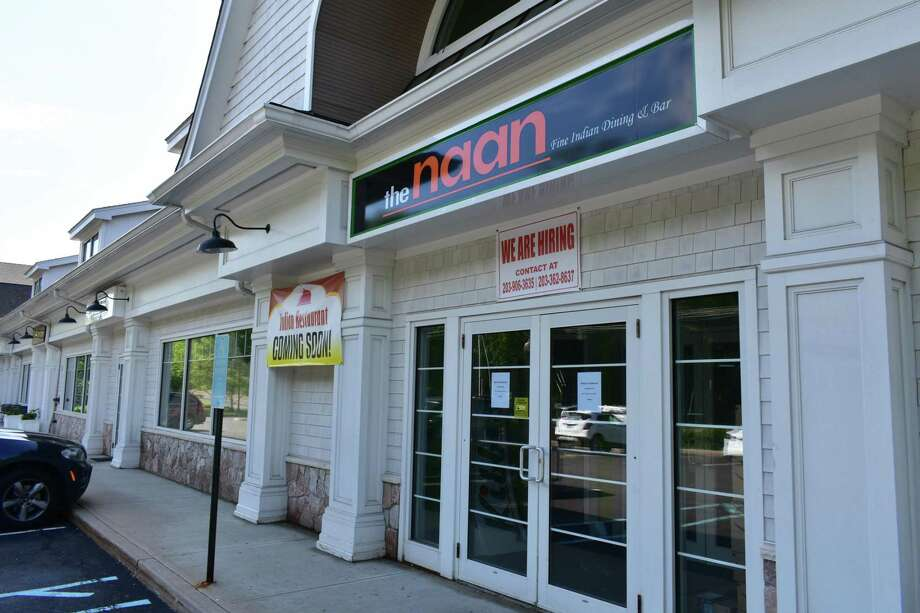 An Indian fusion restaurant and bar will soon open at 361 Post Road West in Westport.  Photo: Alexander Soule / Hearst Connecticut Media