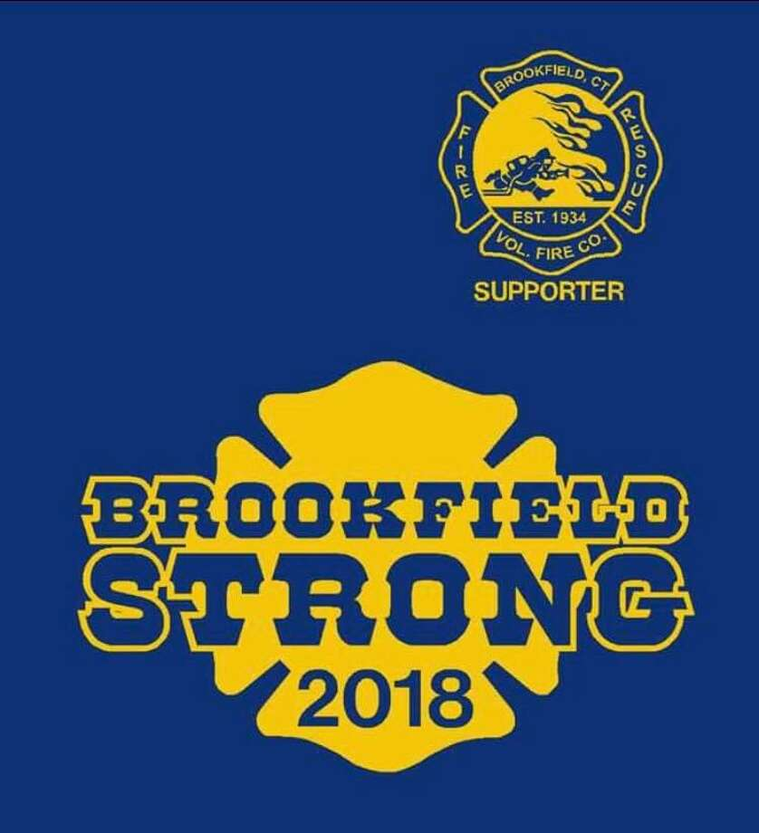The Brookfield, Conn., Volunteer Fire Company will soon start selling T-shirts to help a few of the company's members whose houses were damaged by the tornadoes earlier this month. Photo: Contributed Photo / Brookfield Volunteer Fire Company / Contributed Photo / Connecticut Post Contributed