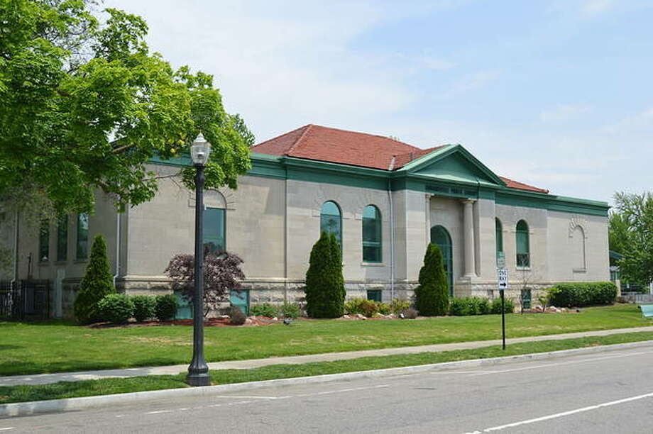 Edwardsville Public Library. Photo:       For The Telegraph