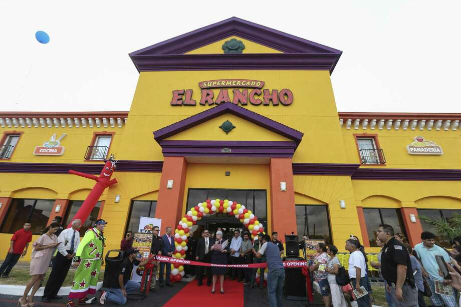 El Rancho Opens First Houston Supermarket To Big Crowds Houston