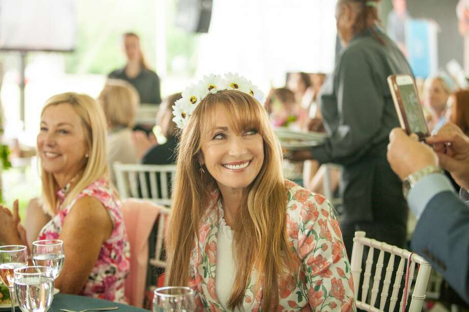 "The annual Norma Pfriem Breast Center Rose of Hope Luncheon was held on June 6, 2018 at the Fairfield County Hunt Club in Westport. Award-winning actress, artist, author and philanthropist Jane Seymour was the keynote speaker. Brendan Fletcher of TV's ""The Voice"" was the special musical guest. Were you SEEN? Photo: Christina Rodrigues"