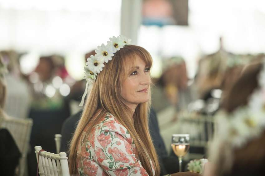 The annual Norma Pfriem Breast Center Rose of Hope Luncheon was held on June 6, 2018 at the Fairfield County Hunt Club in Westport. Award-winning actress, artist, author and philanthropist Jane Seymour was the keynote speaker. Brendan Fletcher of TV's