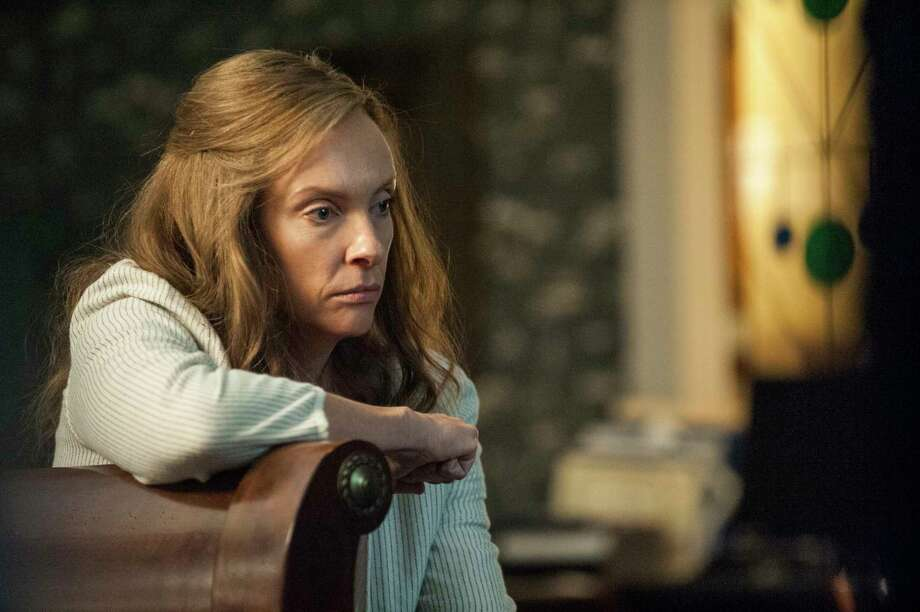 "This image released by A24 shows Toni Collette in a scene from ""Hereditary."" (A24 via AP) Photo: Reid Chavis / A24"