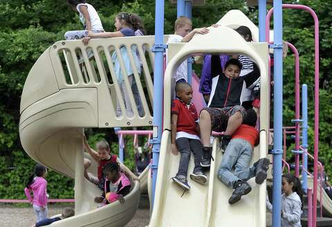 Danbury school fundraising for new 'accessible' playground