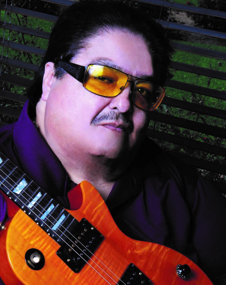 Tejano great Jimmy Gonzalez of Grupo Mazz passed away in San Antonio. Photo: Freddie Records