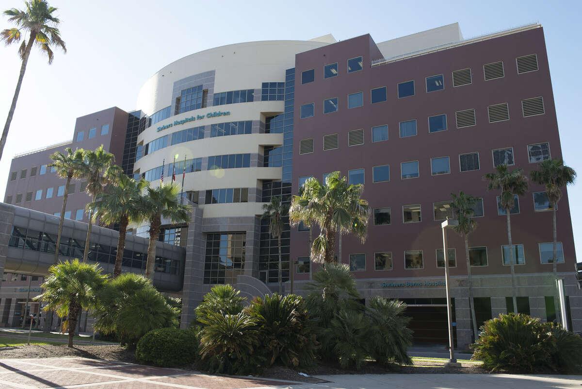 Shriners Hospitals for Children in Galveston.