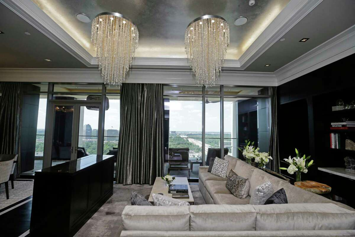 The Post Oak Hotel's Presidential Suite has had its first guests.