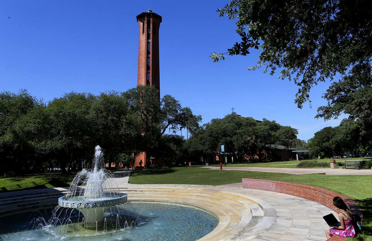 Trinity University in San Antonio is pursuing a place on the National Register of Historic Places. Much of the campus was designed by renowned Texas architect O'Neil Ford.