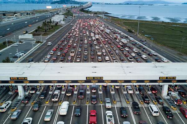 San Francisco peak hour commuters lost nearly 5 days to