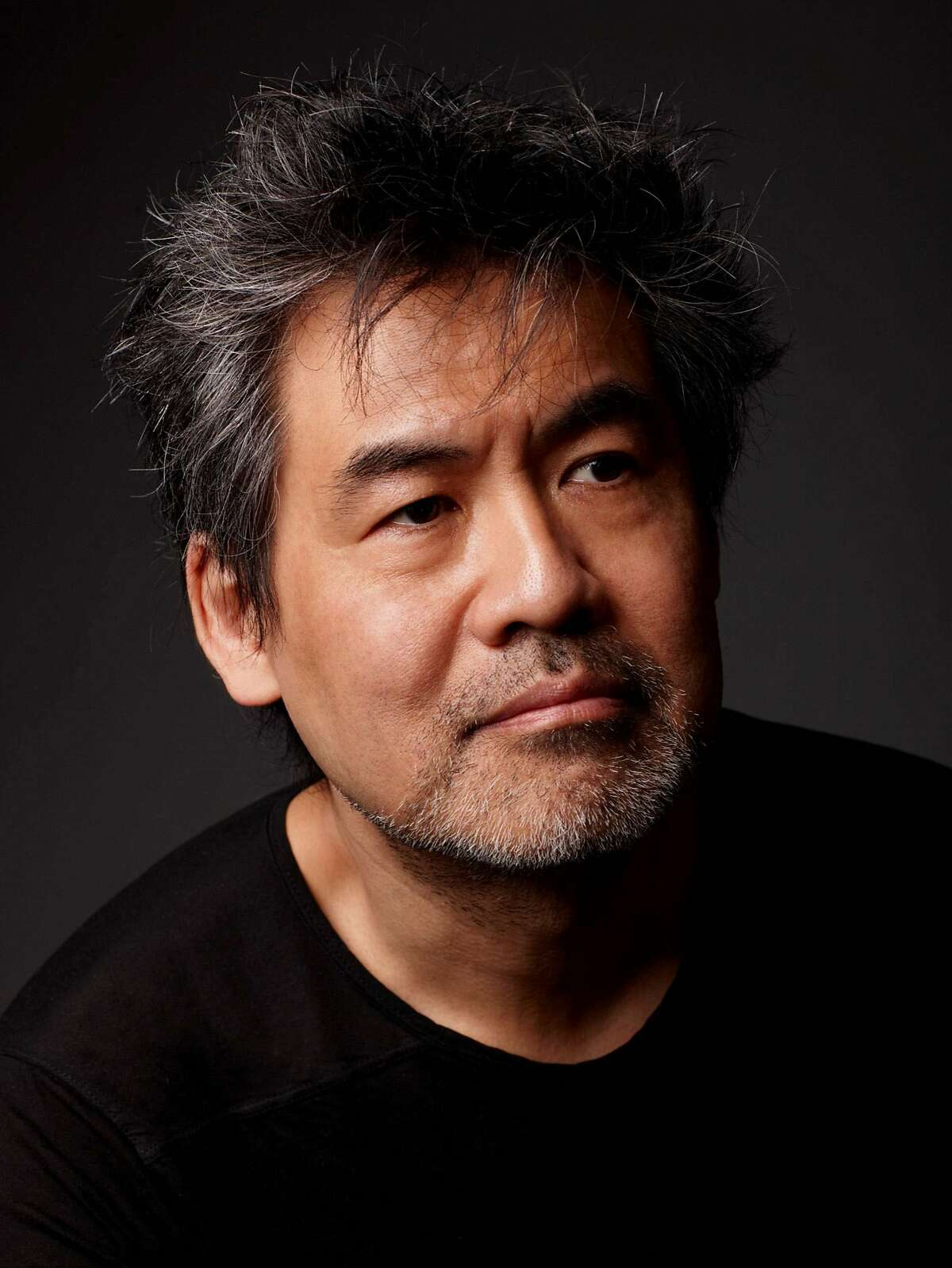 """Playwright David Henry Hwang, who newest play is """"Soft Power."""""""