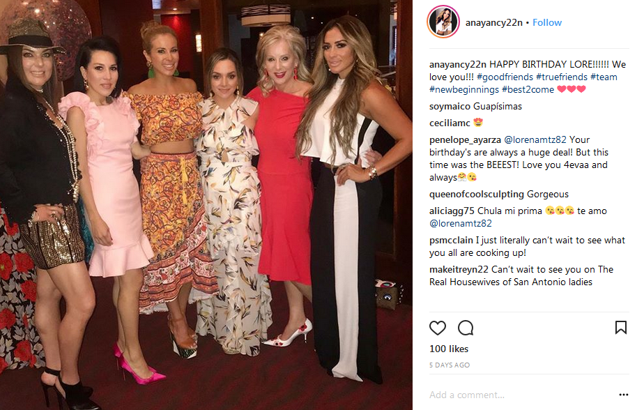 A Complete Breakdown Of Rumored Real Housewives Of San
