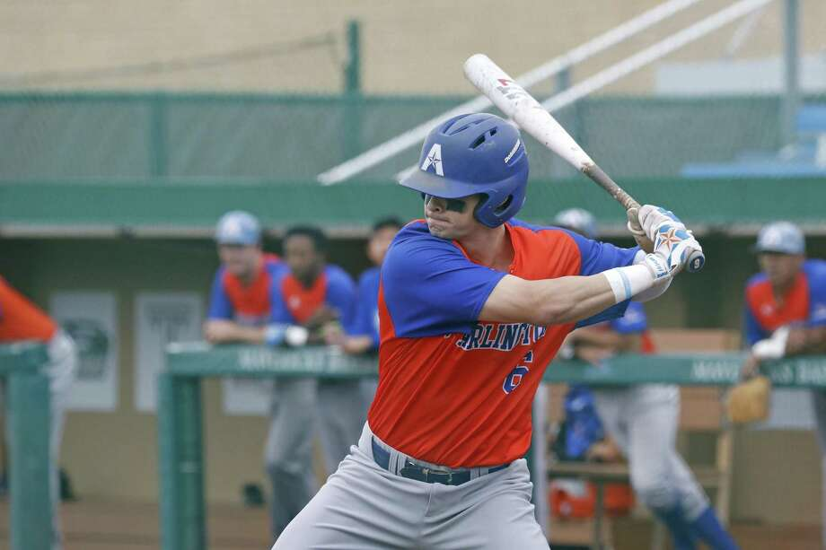 Former College Park baseball player Noah Vaughan, who played his college career at UT-Arlington, was drafted by the Oakland Athletics in the 12th round of the MLB Draft. Photo: UT-Arlington Athletics / Ellman Photography / Ellman Photography No Sales