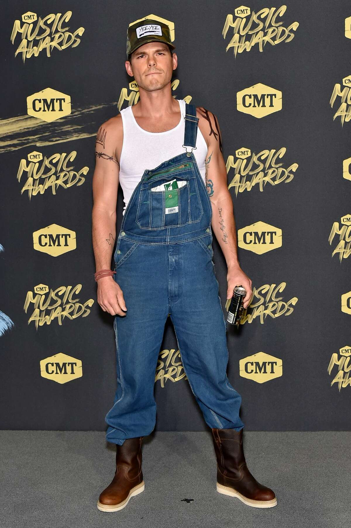 NASHVILLE, TN - JUNE 06: Earl Dibbles Jr. attends the 2018 CMT Music Awards at Bridgestone Arena on June 6, 2018 in Nashville, Tennessee. (Photo by Mike Coppola/Getty Images for CMT)